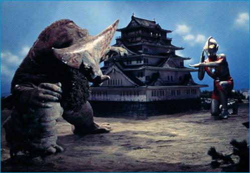 本放送ウルトラマン ウルトラマン VS 古代怪獣ゴモラ 大阪城決戦