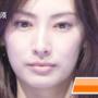 日本女星北川景子挑战4分钟不眨眼,美出新高度