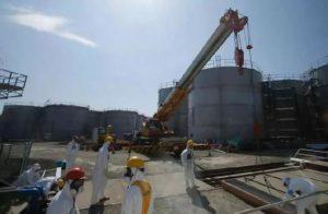 福岛核电站污水处理报告错误超千处 日本经产大臣深表遗憾