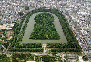 宫内厅将首次与地方政府合作调查仁德天皇陵