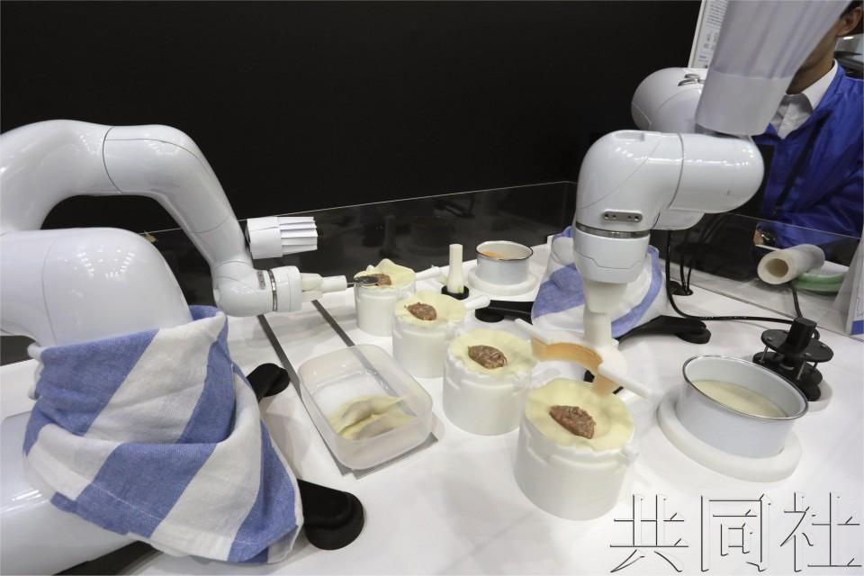 日本CEATEC展在千叶开幕 AI改变生活