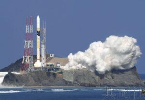 """详讯:""""息吹2号""""卫星发射成功 将观测全球温室气体"""
