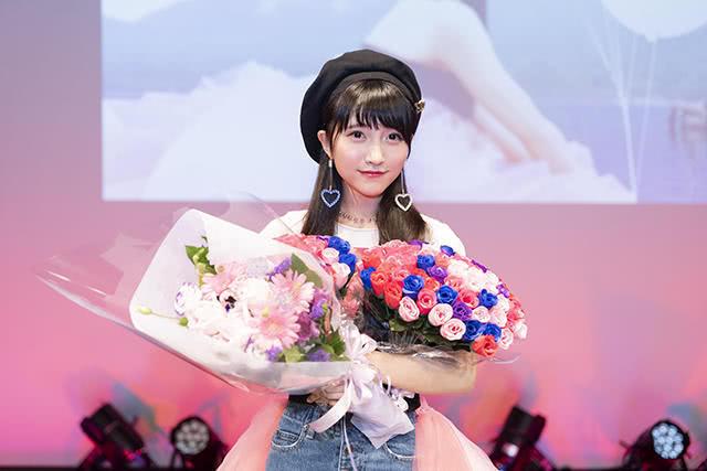 小姐姐超美!山崎惠理歌手纪念活动REPO