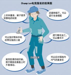"""吸汗抗菌防臭!日企推出电竞专用""""战袍"""""""