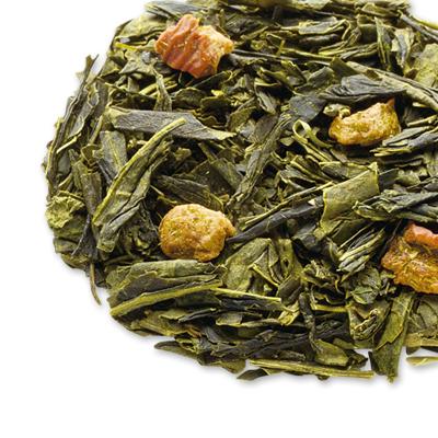 緑茶ベースの和製アップルティー【連載:アキラの着目】