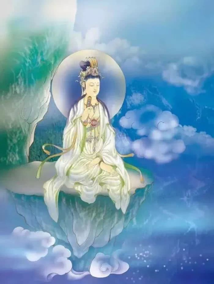 """观自在菩萨的""""自在""""表现在哪十个方面?"""