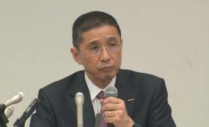 快讯:日产拟让社长西川暂时兼任董事长