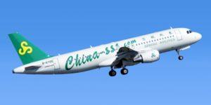 春秋航空将开通关西与大连间的定期航线