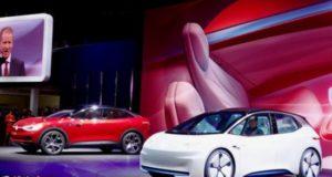 日媒:大众要变身纯电动车企?