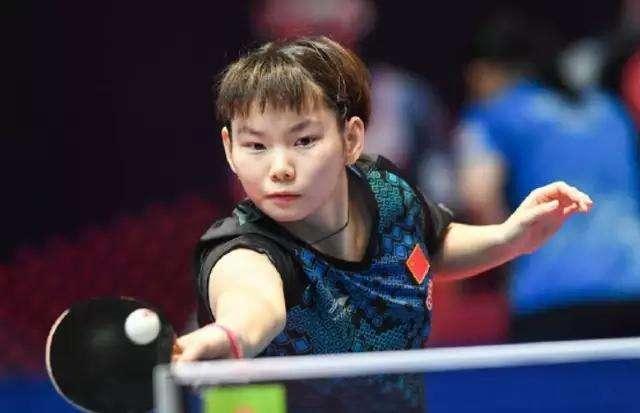 国乒20岁新星4-0日本一姐 石川佳纯遭一轮游气到跺脚