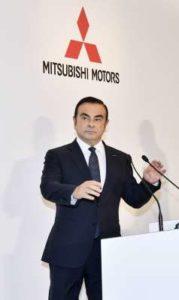 快讯:三菱汽车解除戈恩董事长职务