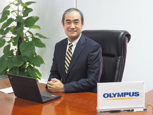 奥林巴斯中国董事长楠田秀树:随改革开放守护健康中国