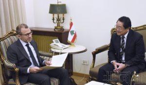 黎巴嫩外长就戈恩被拘留向日方表示关切