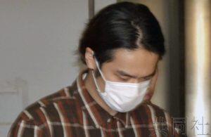 中国男演员涉嫌殴打女友被日本警方逮捕