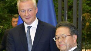 日法部长会谈确认支持日产与雷诺维持联盟