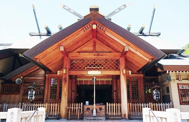 石浜神社(南千住)