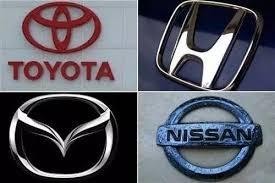 日本三家车商11月在华新车销量减少 丰田增加