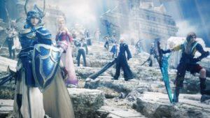 名字帅气的游戏排名 《最终幻想》排第二