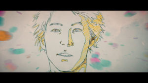 安彦良和为札幌啤酒新广告绘制线画