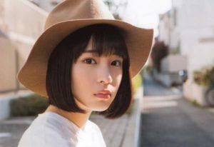 广濑铃第一!最适合短发的日本女艺人