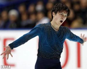 三连冠!宇野昌磨称霸全日本花滑锦标赛