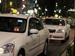 日本网约车进入混战局面