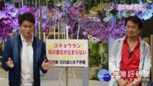 日本NHK《趣味的园艺》首度海外取景介绍台中花博之美