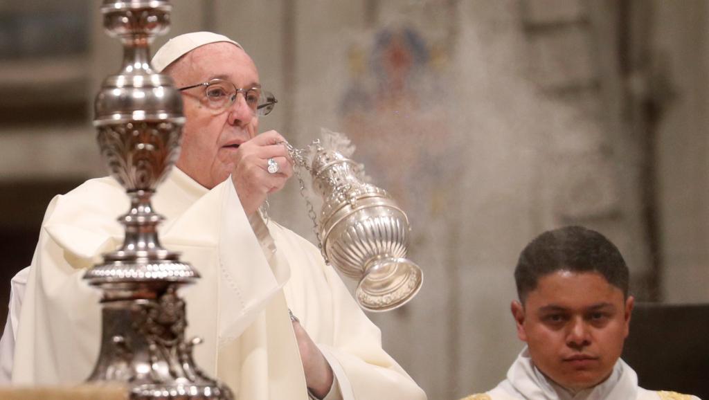 罗马教皇或于明年11月下半访问核爆地