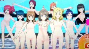 全裸登台?日本音乐节奏游戏《LoveLive!》更新出包紧急停机