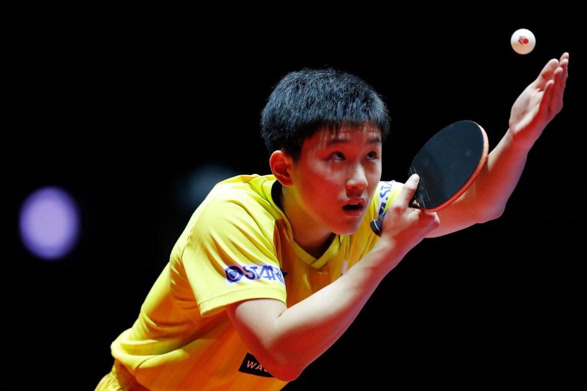 最年轻桌球世界冠军日本15岁怪物少年父母曾是陆选手