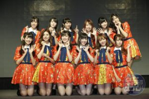 甩暂停演艺事业阴霾AKB48 Team TP耶诞发EP再出发