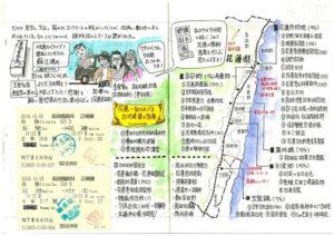 日本近代建筑活在台湾渡边义孝感动写书