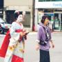 """在日本旅游,看到这些""""女子""""在街上行走,千万不要随便拍照!"""
