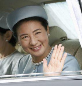 雅子妃55岁生日明年成日皇后受注目