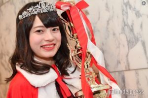 日本最可爱女高中生出炉夺冠樱花妹长这样