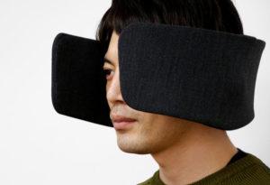 号称让你不分心!首款遮蔽式头戴装置问世