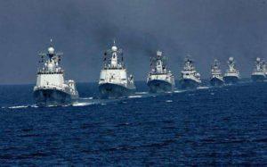 快讯:日本拟派海自舰艇参加明年青岛国际阅舰式