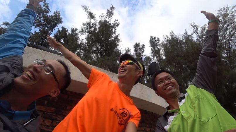 日本人跑遍台湾/通霄追风马拉松跑错路线只得第5名