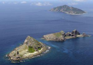 钓鱼台海域台湾渔船暴增日本政府抗议
