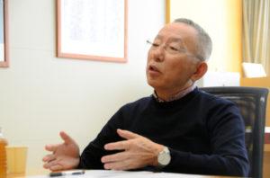 70岁日本迅销社长柳井正:只要脑子还清醒就不会退休