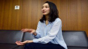 日本#MeToo第一人:伊藤诗织国际发声