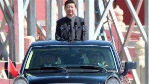 中国计画什么?中国情报头子密访日本