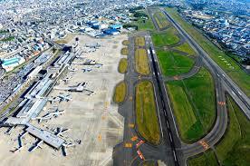 日本关西三大机场将召开会议讨论各机场的业务分工