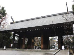 详讯:中国籍女性因涉嫌擅闯靖国神社被逮捕