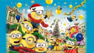 小小兵圣诞疯狂派对:黄色圣诞节
