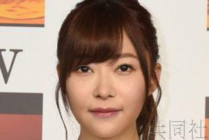 HKT48成员指原莉乃宣布将毕业 AKB总选举曾4度夺冠