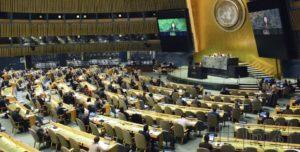 联大会议围绕禁核条约产生对立 核裁军难觅出路