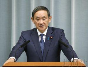 日本政府曾就中国疑似试开采东海油气田提出抗议