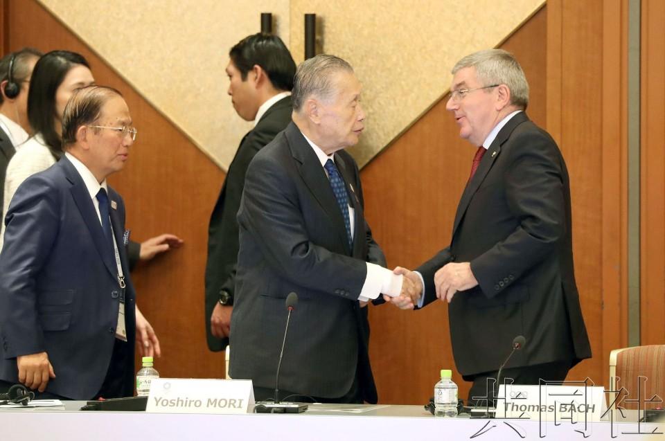 "IOC主席称赞东京奥运筹备称""坚信将取得成功"""