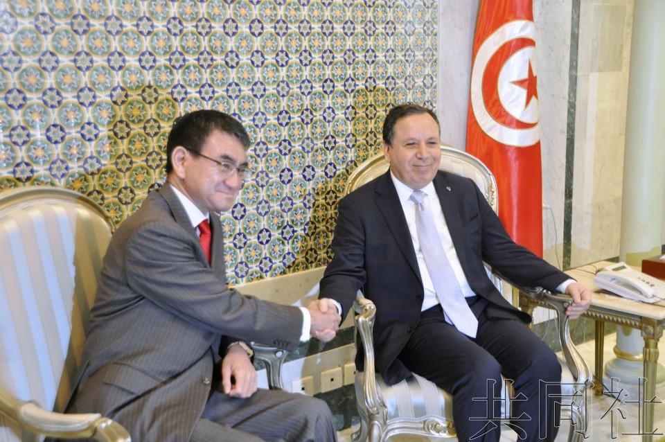 日本与突尼斯就尽快启动投资协定谈判达成一致